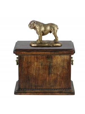 English Bulldog - urn - 4088 - 38479