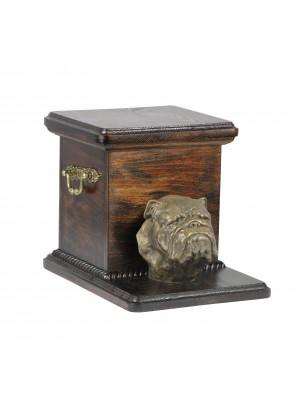 English Bulldog - urn - 4127 - 38732