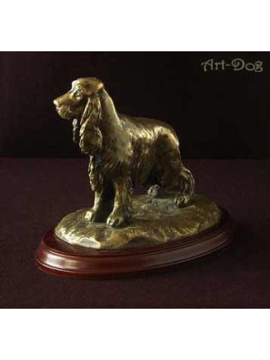 English Cocker Spaniel - figurine - 669 - 2312