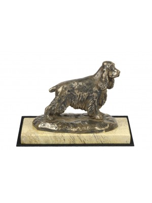 English Cocker Spaniel - figurine (bronze) - 4654 - 41697