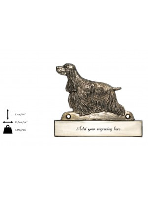 English Cocker Spaniel - tablet - 1705 - 9836