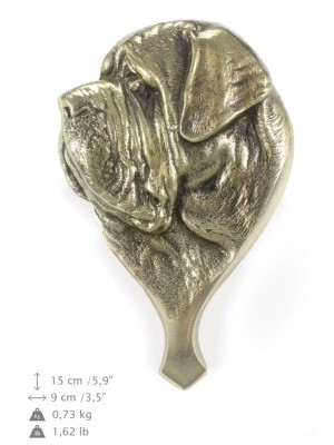 English Mastiff - knocker (brass) - 335 - 7325
