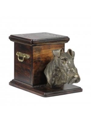 Foksterier - urn - 4132 - 38761