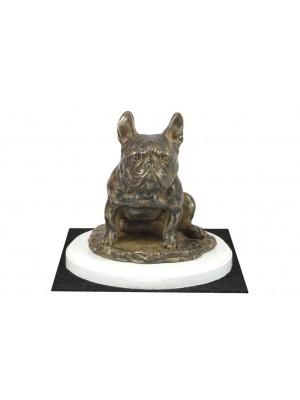 French Bulldog - figurine (bronze) - 4571 - 41265