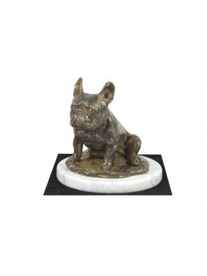 French Bulldog - figurine (bronze) - 4616 - 41498
