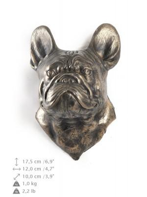 French Bulldog - figurine (bronze) - 540 - 9894