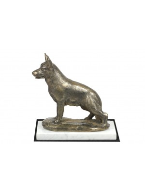 German Shepherd - figurine (bronze) - 4617 - 41502