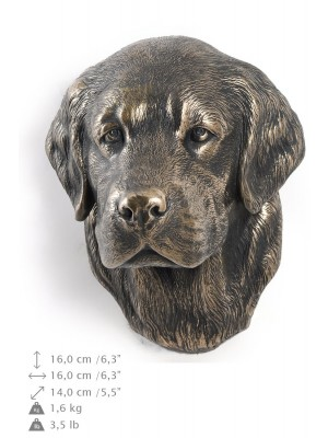 Golden Retriever - figurine (bronze) - 1711 - 9942