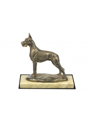 Great Dane - figurine (bronze) - 4665 - 41752