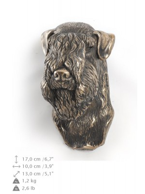 Irish Soft Coated Wheaten Terrier - figurine (bronze) - 571 - 9931