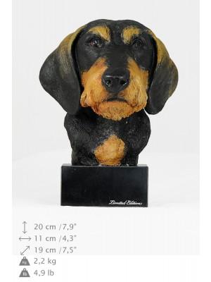 Jamnik Szorstkowłosy - figurine - 2327 - 24845
