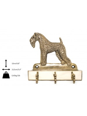 Kerry Blue Terrier - hanger - 1632 - 9469