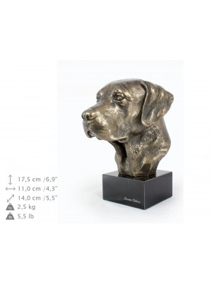 Labrador Retriever - figurine (bronze) - 245 - 9156