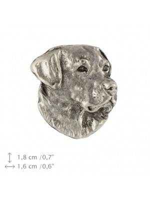 Labrador Retriever - pin (silver plate) - 471 - 25994
