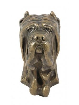 Neapolitan Mastiff - figurine (bronze) - 1588 - 8237
