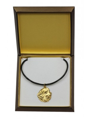 Newfoundland  - necklace (gold plating) - 2466 - 27625