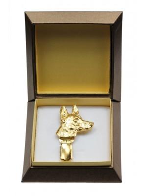 Pharaoh Hound - clip (gold plating) - 2623 - 28584