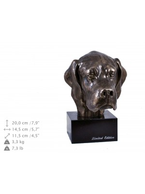 Pointer - figurine (bronze) - 263 - 9163