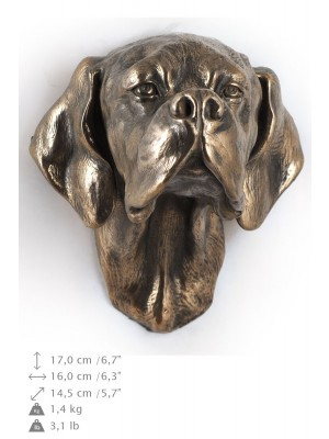Pointer - figurine (bronze) - 554 - 9912