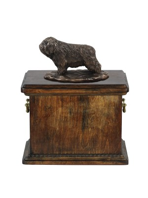 Polish Lowland Sheepdog - urn - 4066 - 38331