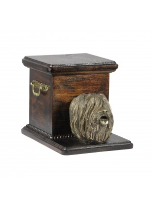 Polish Lowland Sheepdog - urn - 4155 - 38899