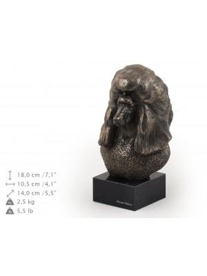 Poodle - figurine (bronze) - 275 - 9166