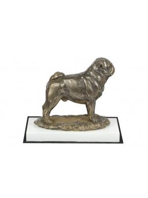 Pug - figurine (bronze) - 4579 - 41309