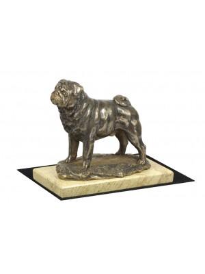 Pug - figurine (bronze) - 4673 - 41792
