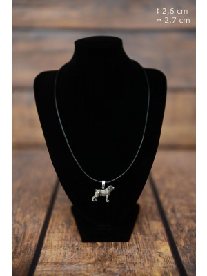 Rottweiler - necklace (strap) - 3848 - 37211