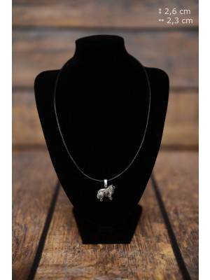 Rough Collie - necklace (strap) - 3882 - 37313