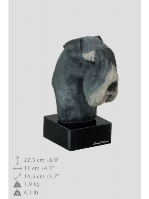 Schnauzer - figurine - 2324 - 24830