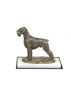 Schnauzer - figurine (bronze) - 4629 - 41572