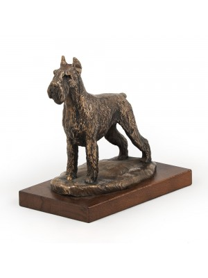 Schnauzer - figurine (bronze) - 618 - 2747