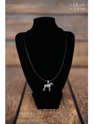 Schnauzer - necklace (strap) - 3427 - 34871