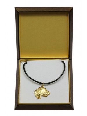 Setter - necklace (gold plating) - 3040 - 31676