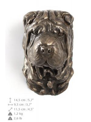 Shar Pei - figurine (bronze) - 564 - 9922