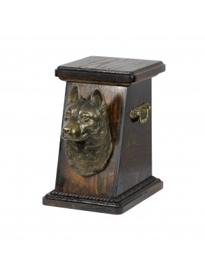 Siberian Husky - urn - 4241 - 39428