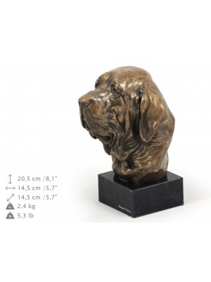 Spanish Mastiff - figurine (bronze) - 215 - 9141