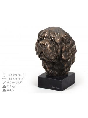 St. Bernard - figurine (bronze) - 284 - 9170