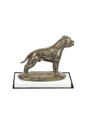Staffordshire Bull Terrier - figurine (bronze) - 4567 - 41233