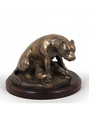 Staffordshire Bull Terrier - figurine (bronze) - 600 - 3220