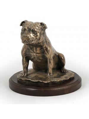 Staffordshire Bull Terrier - figurine (bronze) - 623 - 2763