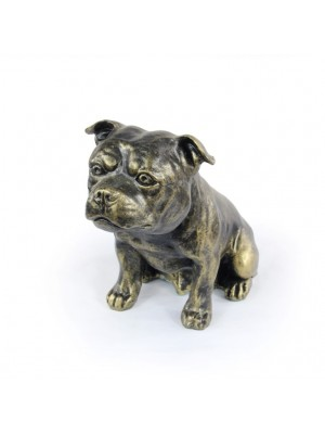 Staffordshire Bull Terrier - figurine (resin) - 366 - 16286