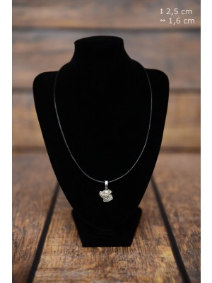 Staffordshire Bull Terrier - necklace (strap) - 3870 - 37277