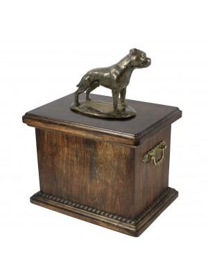 Staffordshire Bull Terrier - urn - 4051 - 38219