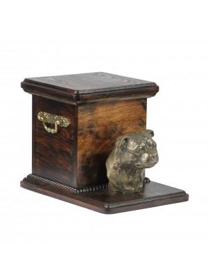 Staffordshire Bull Terrier - urn - 4130 - 38749