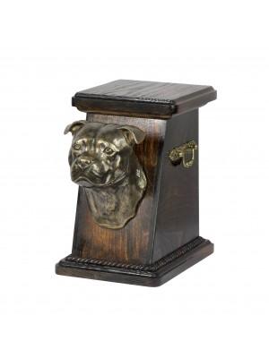 Staffordshire Bull Terrier - urn - 4214 - 39270