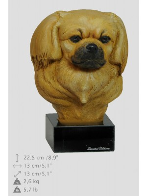 Tibetan Spaniel - figurine - 2351 - 24929