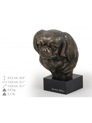 Tibetan Spaniel - figurine (bronze) - 306 - 9184