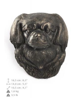 Tibetan Spaniel - figurine (bronze) - 568 - 9926